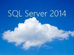 SQL-Server-2014-cloud