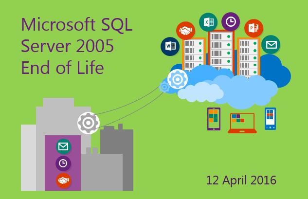 Microsoft-SQL-server-end-of-life