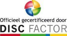 Vijfhart is officieel gecertificeerd door DISC Factor
