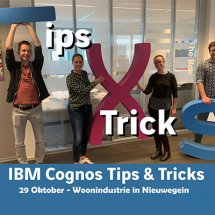 IBM Cognos Tips & Tricks