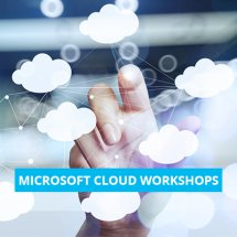 Microsoft Cloud Workshops